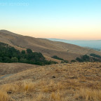 Mission peak terrain